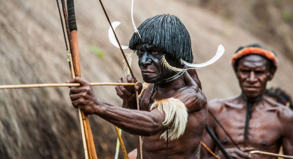 Índios (imagem referencial)