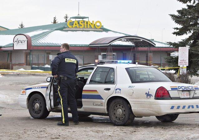 Polícia canadense