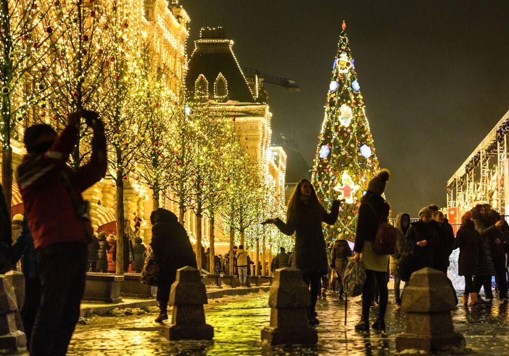 Melhores fotos da semana de 8 a 14 de dezembro