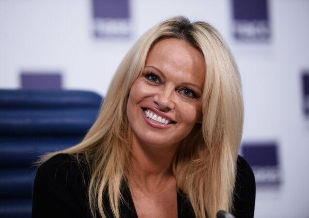 Atriz Pamela Anderson