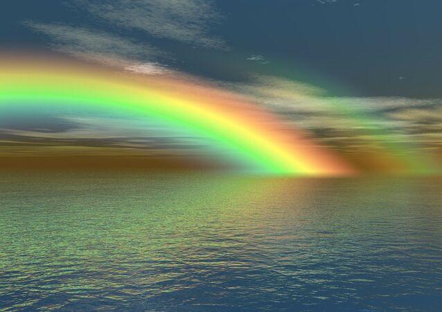 Arco-íris (imagem referencial)