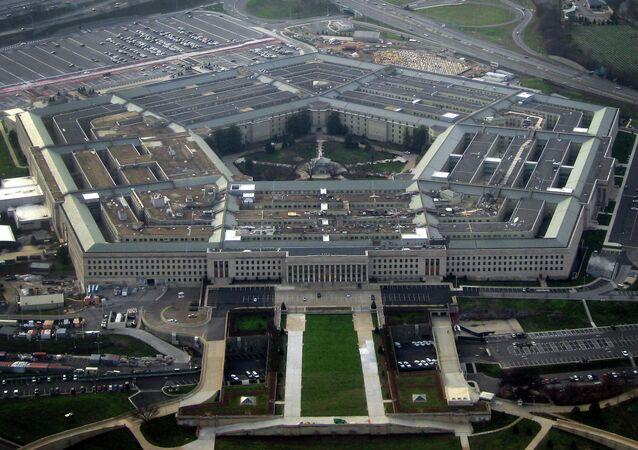 Pentágono, sede do Departamento de Defesa dos EUA