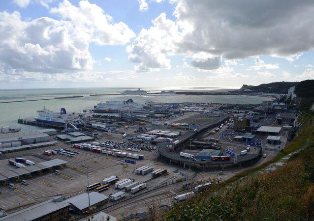 Porte de Dover, Inglaterra