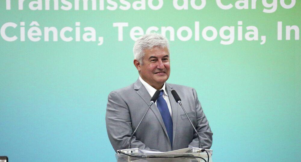 Ministro de Ciência e Tecnologia, Marcos Pontes