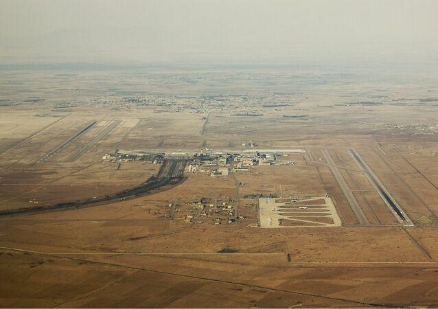 Aeroporto Internacional de Damasco
