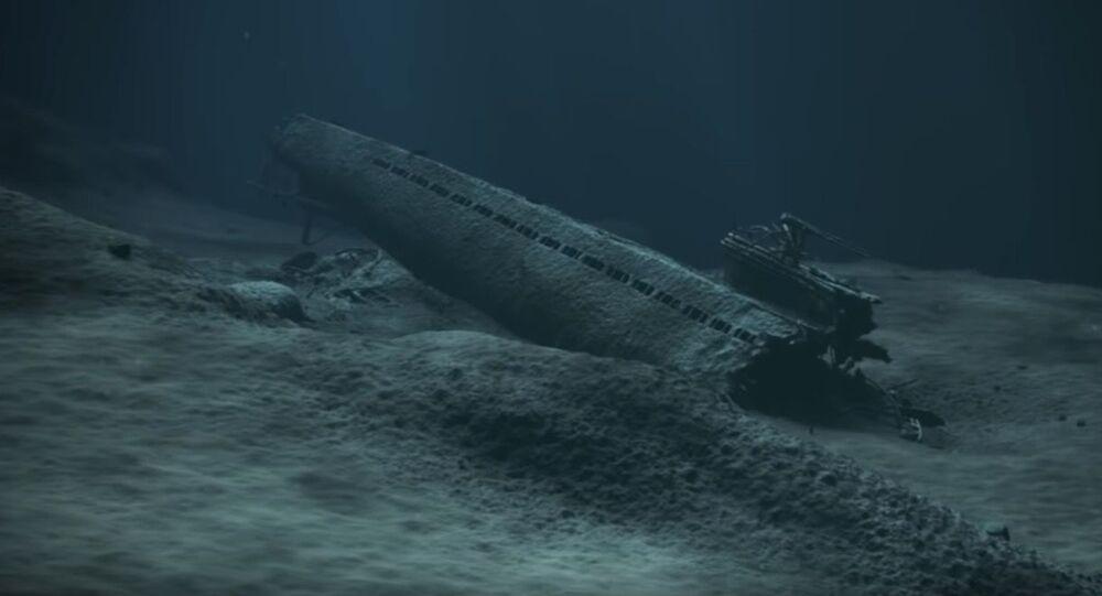 Submarino nazista U-864