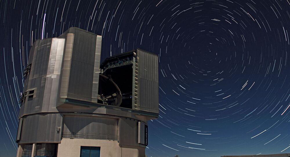 Telescópio Very Large Telescope do Observatório Europeu do Sul