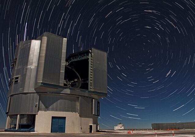 Telescópio Very Large Telescope do Observatório Europeu do Sul
