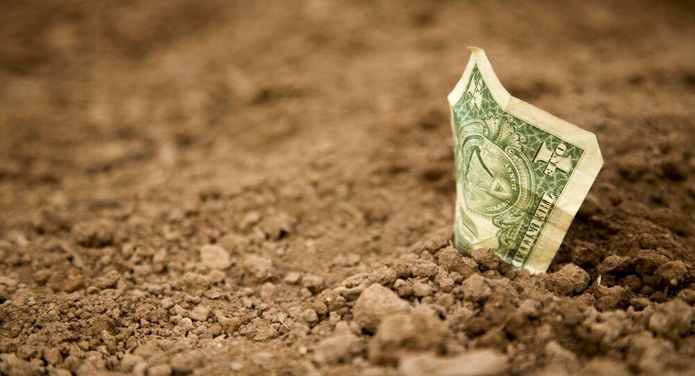 Dólar (imagem referencial)