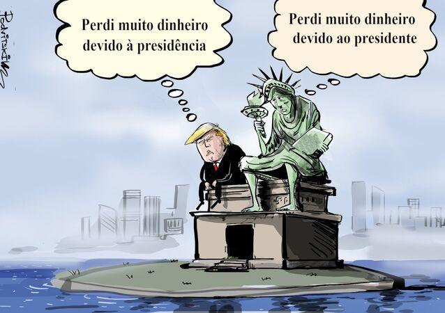 Cuidado! Presidência detona grana