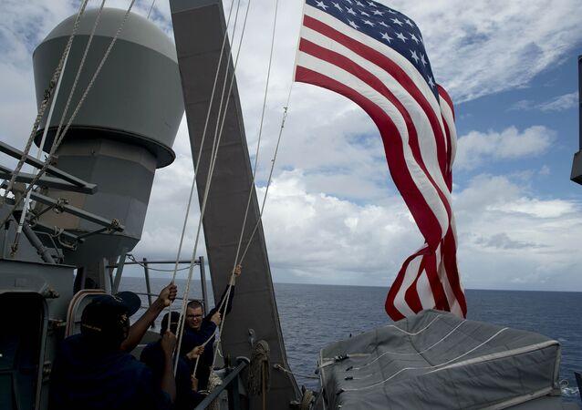 Marinha dos EUA (foto de arquivo)