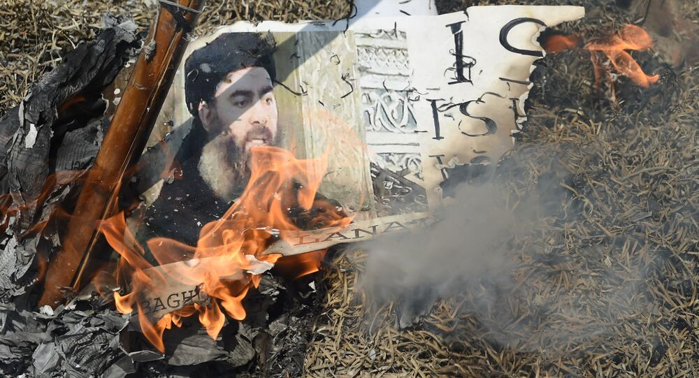 Abu Bakr al-Baghdadi, líder do Daesh