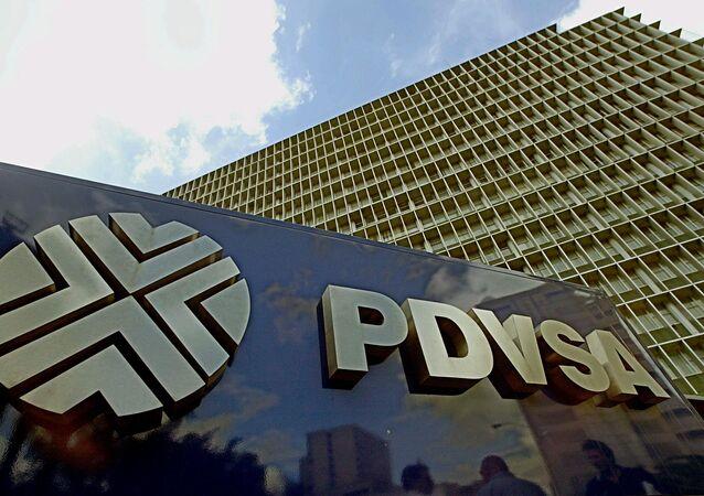 A petrolifera estatal venezuelana PDVSA aumenta significativamente as suas transações em euros durante o ano de 2019