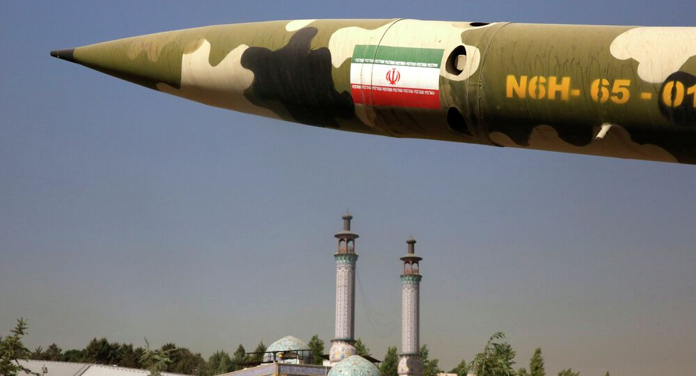 Míssil iraniano