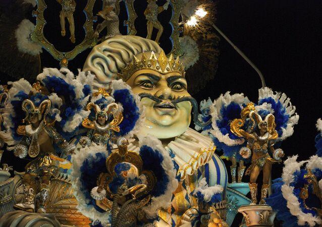 Carnaval da cidade de Gualeguaychú, na Argentina (imagem de arquivo)
