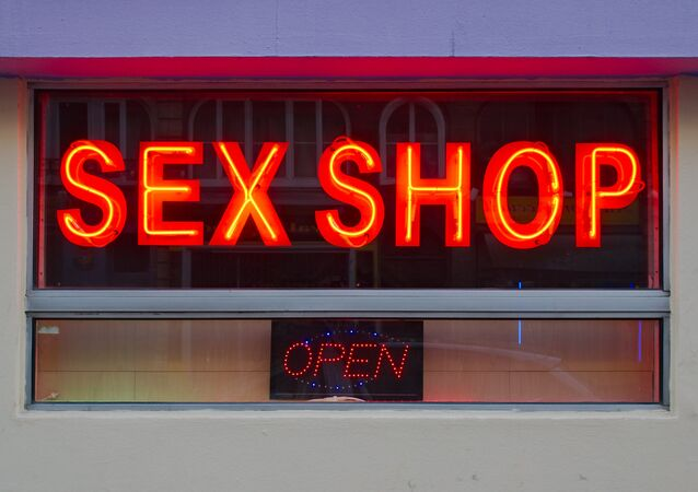 Sex shop (imagem referencial)