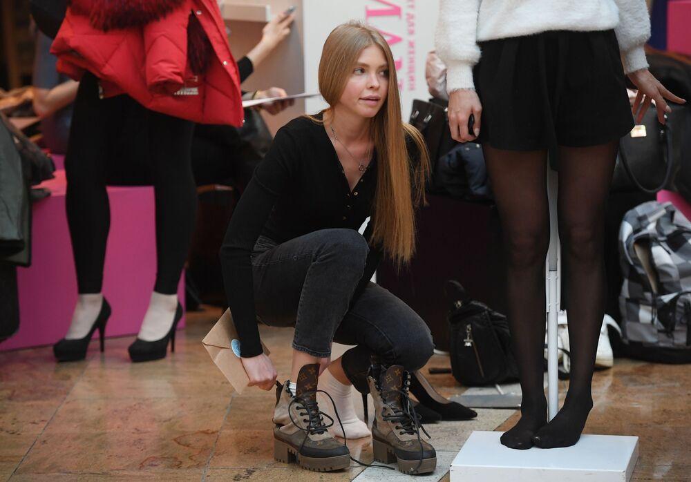 Miss Rússia é o maior concurso de beleza do país
