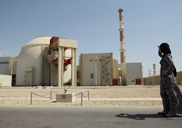 Central Nuclear de Bushehr, Irã