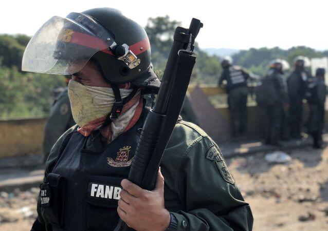 Militar da Venezuela (imagem referencial)