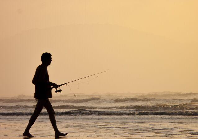 Pescador (imagem referencial)