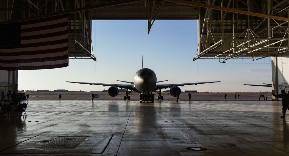 Boeing KC-46 Pegasus