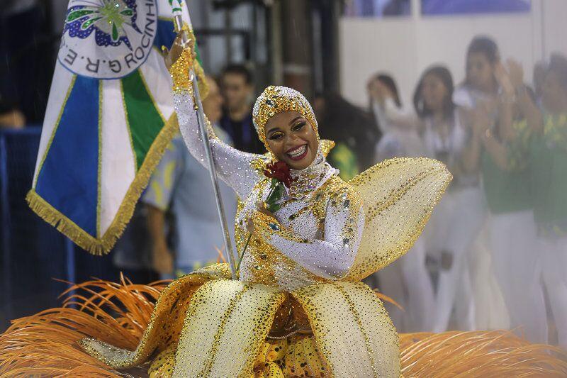 Desfile da Acadêmicos da Rocinha.