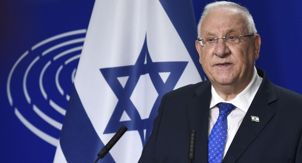 Presidente de Israel, Reuven Rivlin