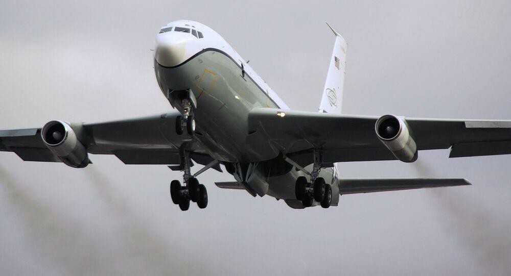 Boeing OC-135B da Força Aérea dos EUA