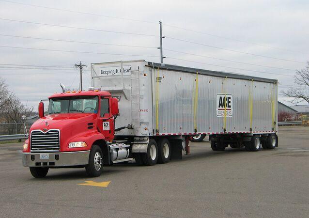 Caminhão (imagem referencial)
