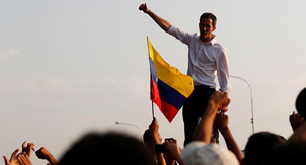 Juan Guaidó (arquivo)