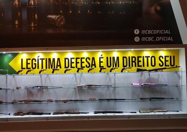 Flexibilização do acesso às armas no Brasil anima empresas estrangeiras que expõem na LAAD 2019