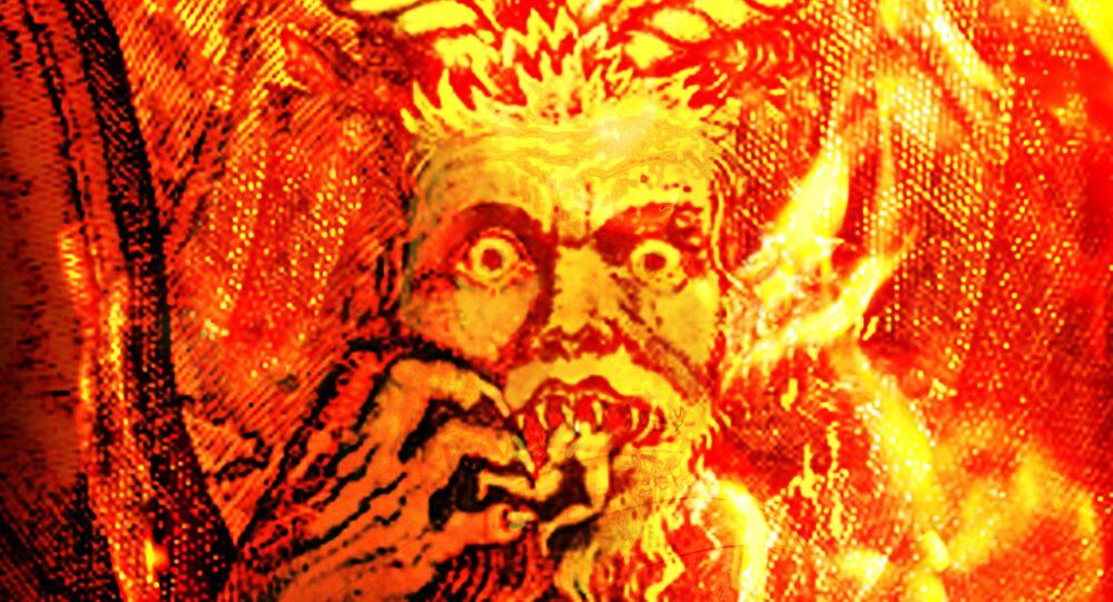 Diabo (imagem ilustrativa)