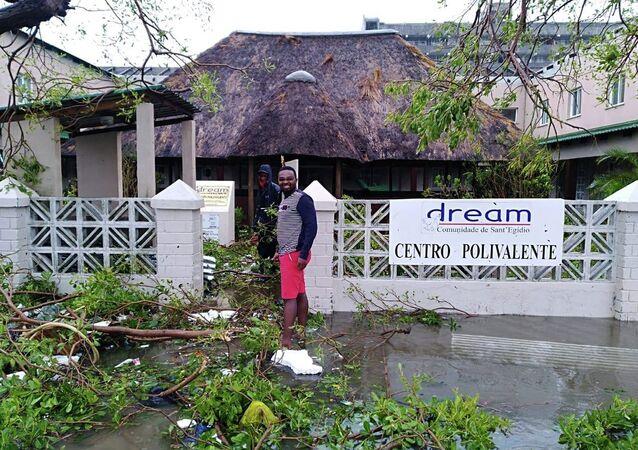 Centro do DREAM - projeto da comunidade de Santo Egídio em Moçambique