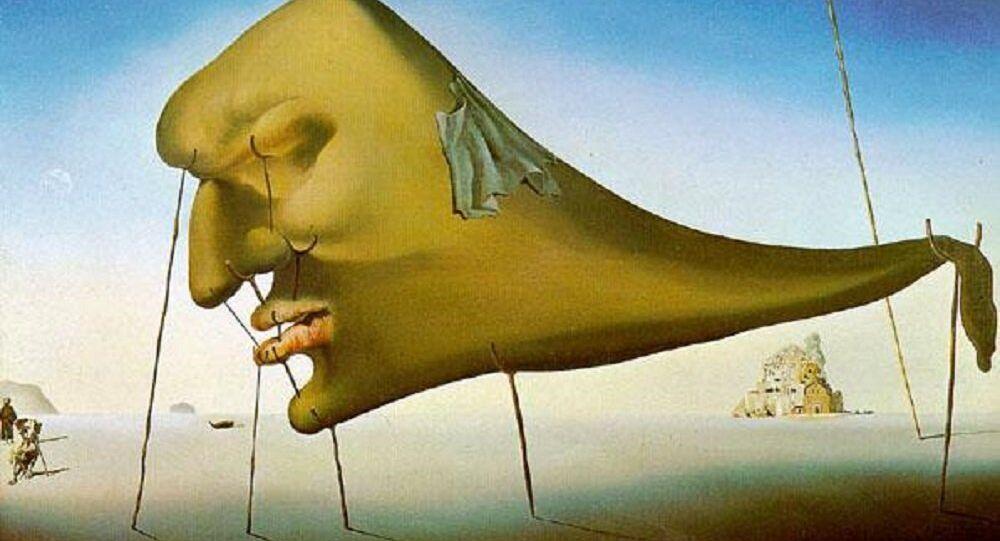 O Sonho de Salvador Dalí