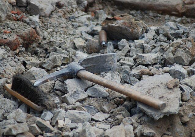 Ferramentas arqueológicas