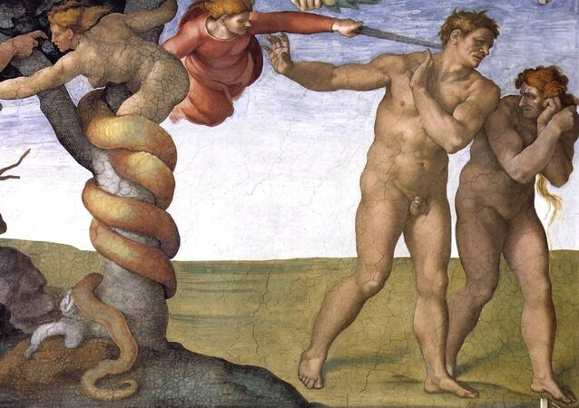 Michelangelo, Teto da Capela Sistina