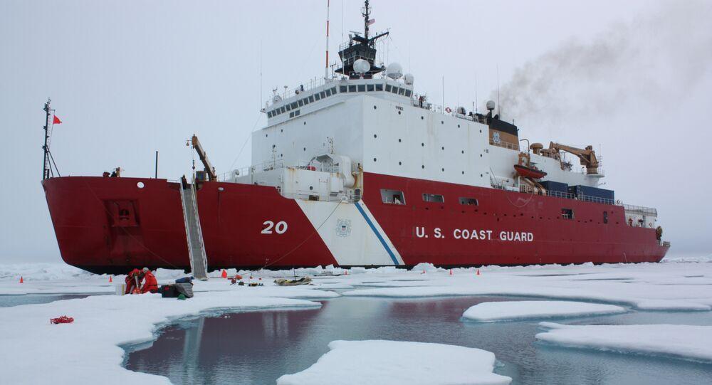 Quebra-gelo Healy dos EUA