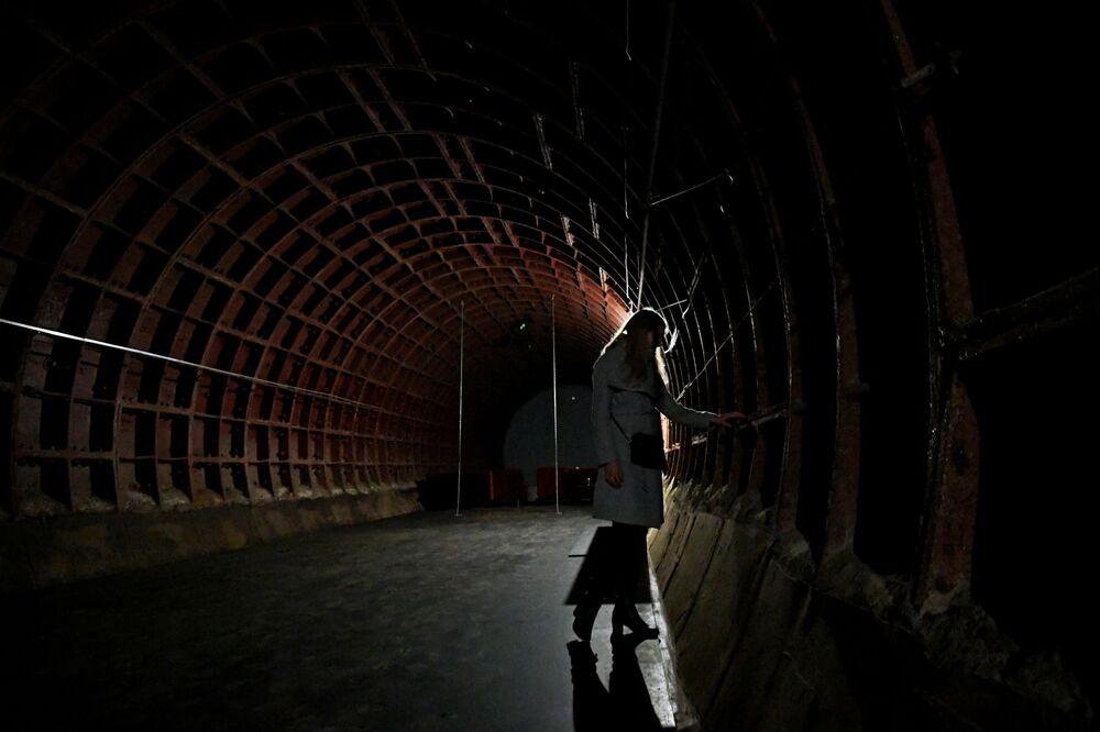 Fortificação do antigo bunker soviético