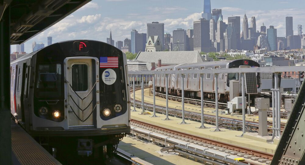 Trem (imagem referencial)