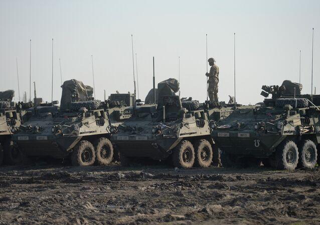 Tropas da OTAN (foto de arquivo)