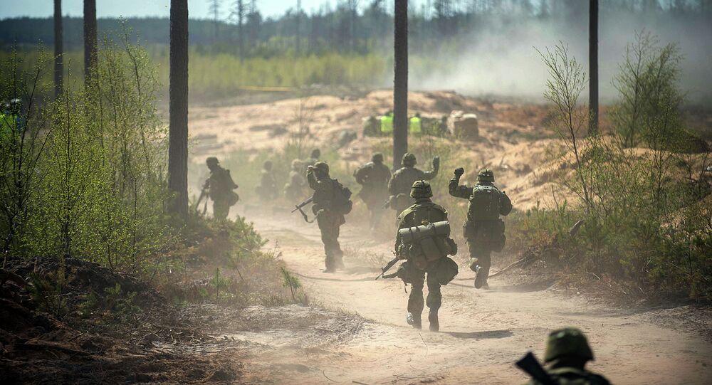 Exercícios militares da OTAN na Estônia