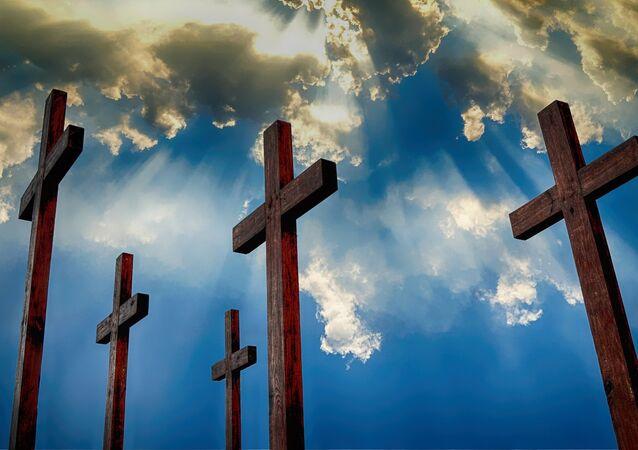 Cruzes (imagem referencial)