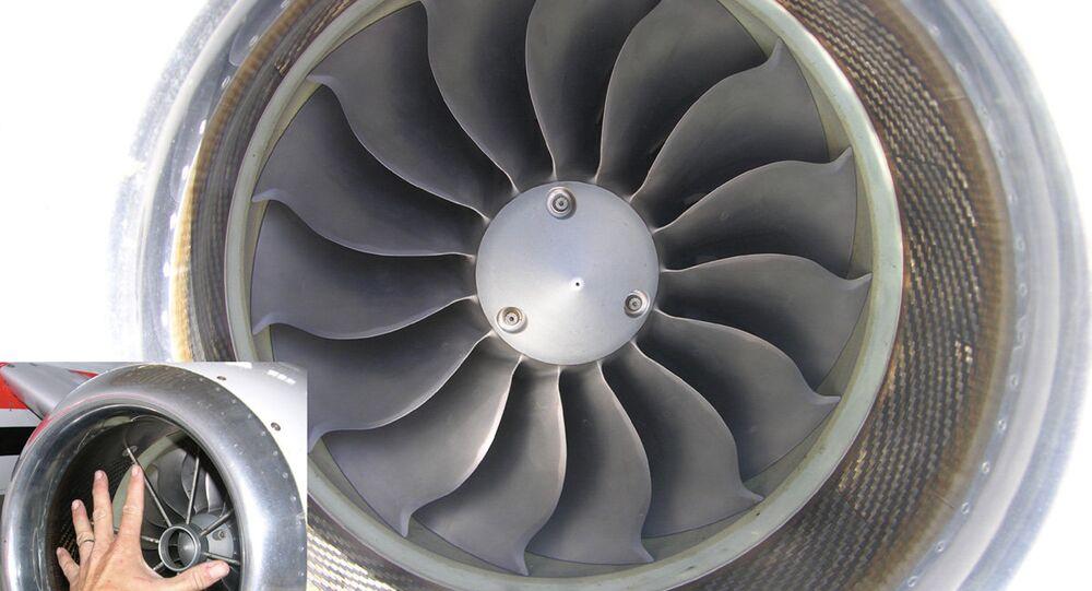 Motor turboventilador PW610F
