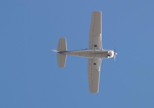Aeronave caiu na região central de Hill Country, Texas, pouco antes das 9h