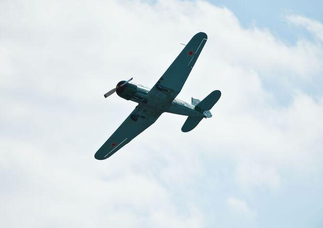 Avião Yak-18 (foto de arquivo)