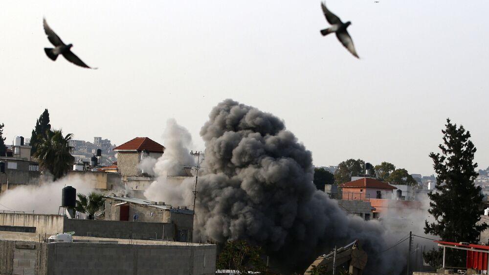 Explosão atinge a casa do suspeito de ter assassinado supostamente um rabino israelense na Cisjordânia