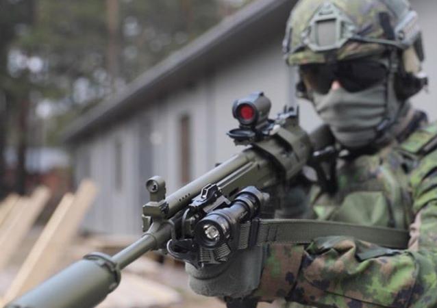 Fuzil de assalto Rynnakkokivaari 62M (RK 62M)