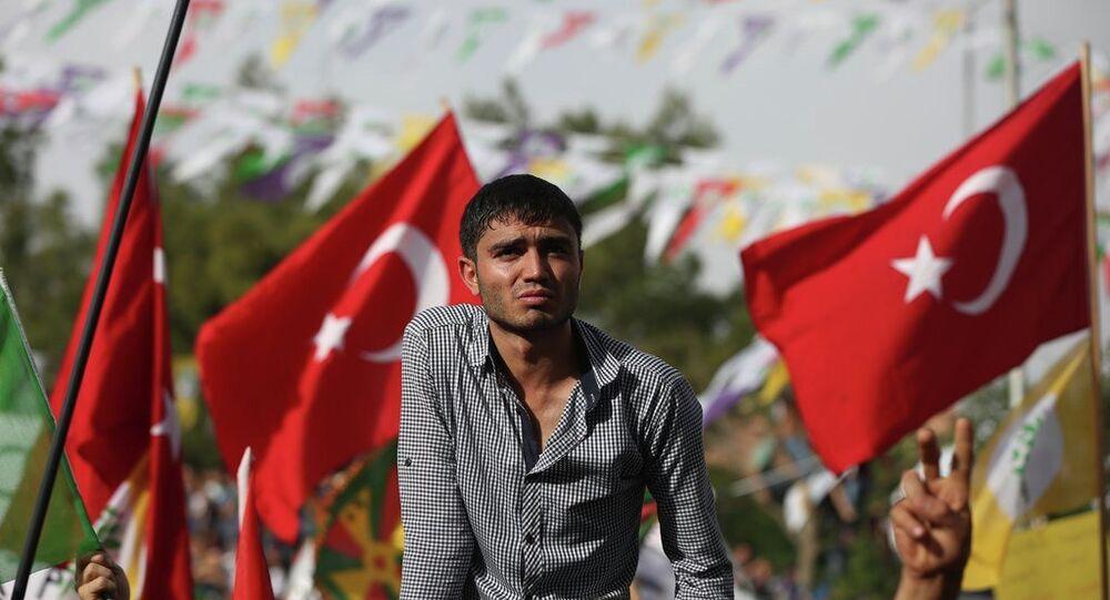 Cidadão da Turquia
