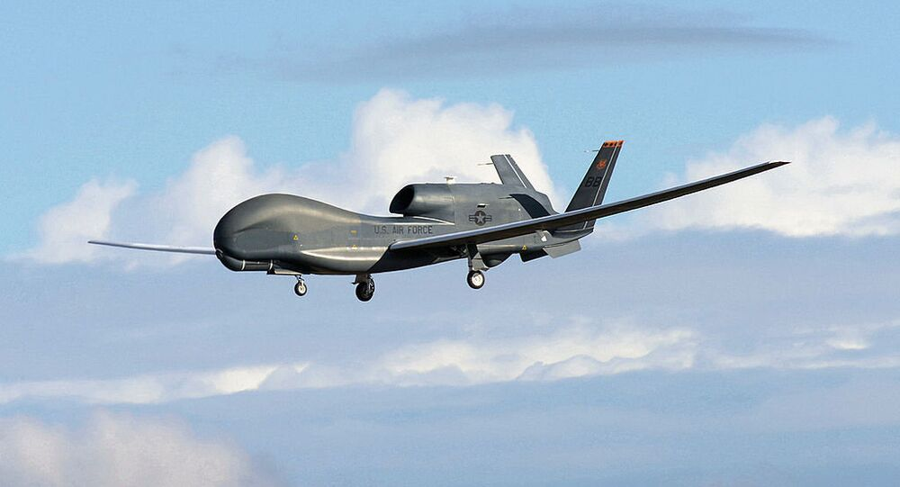 Drone Global Hawk RQ-4