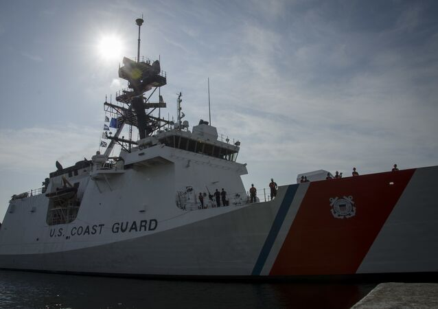 Navio da Guarda Costeira dos EUA USCGC James